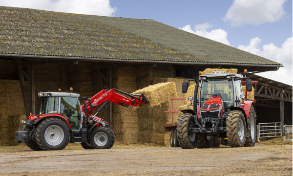 Massey Ferguson Launch New 5S Series Tractor