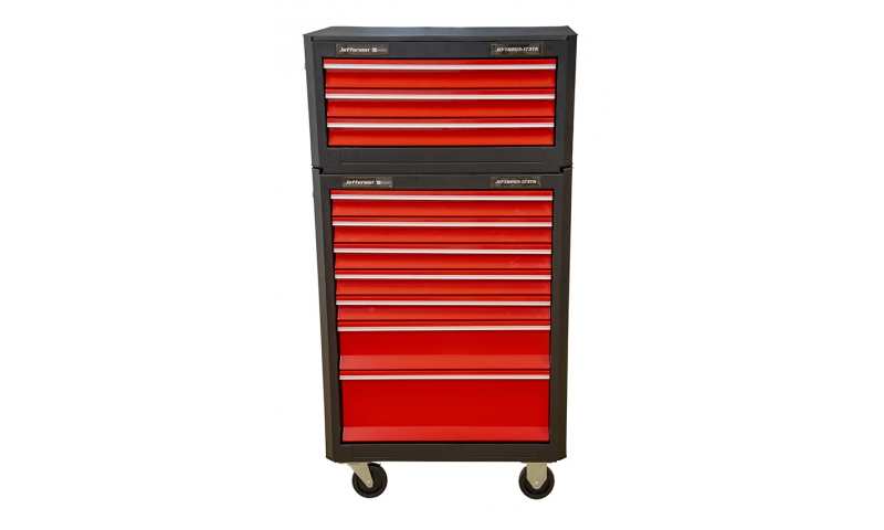 7 + 3 Drawer Professional Tool Chest with 173 Tools