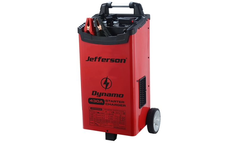 Dynamo 430A Starter Charger