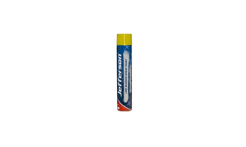 Line Marker Paint (750ml) Yellow