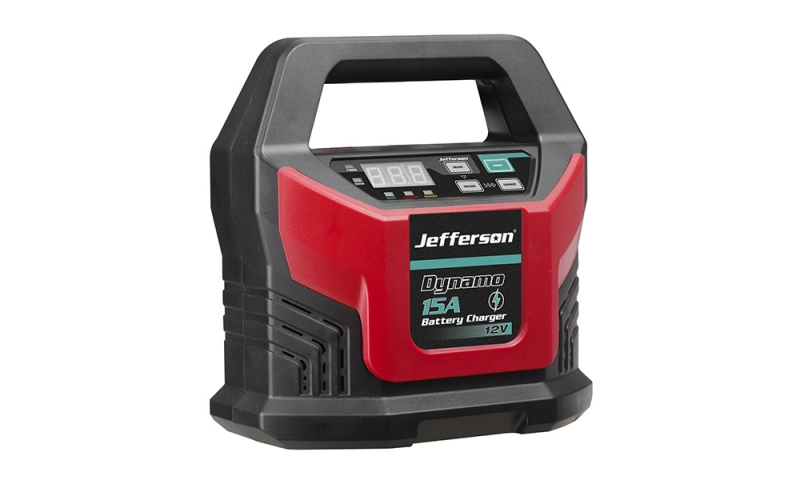15A Battery Charger 12V