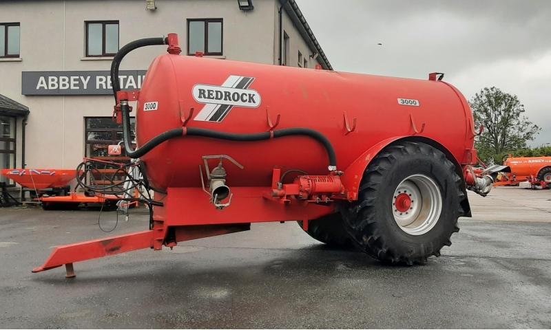 Redrock 3000 Gallon Slurry Tank
