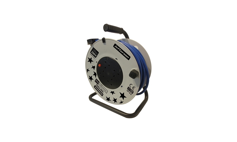 40m Professional Cable Reel 230V