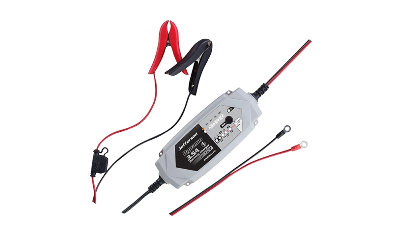 3.5A Battery Charger 6-12V
