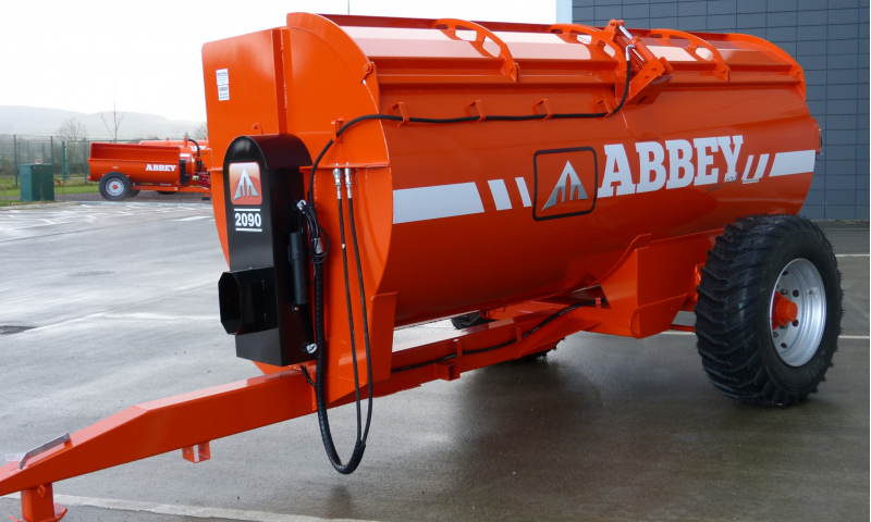 Abbey Flail Side Spreader
