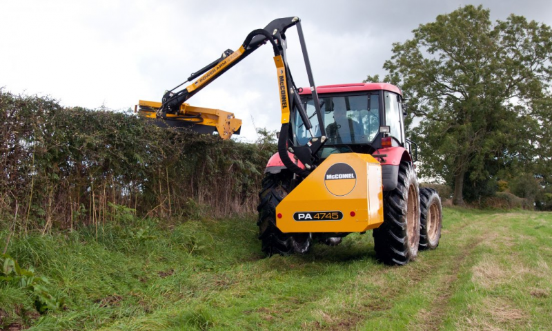 McConnel 45 Series Hedgecutter
