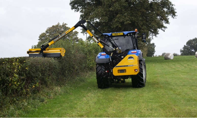 McConnel 55 Series Hedgecutter
