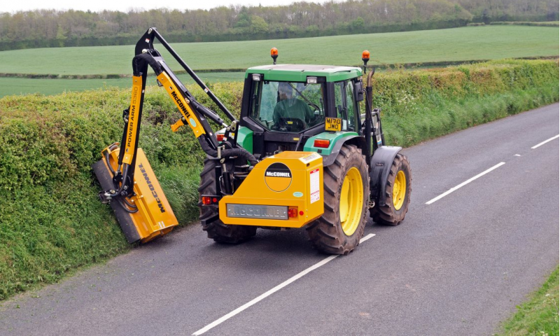 McConnel 60 Series Hedgecutter