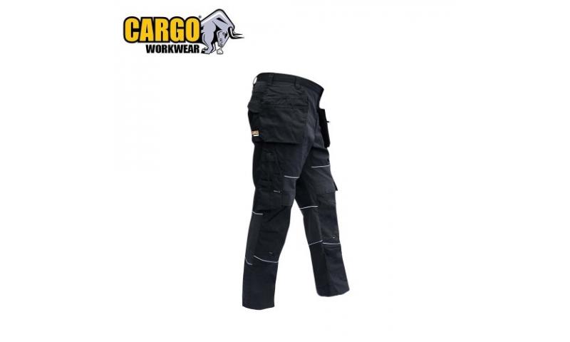 Cargo Aviator Ripstop Work Trousers