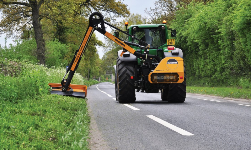 McConnel 70 Series Hedgecutter