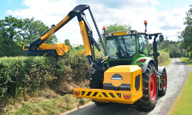 McConnel 75 Series Hedgecutter