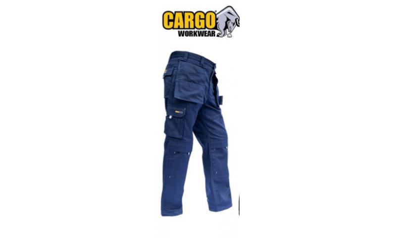 Cargo Ultra Premium Polycotton Work Trousers