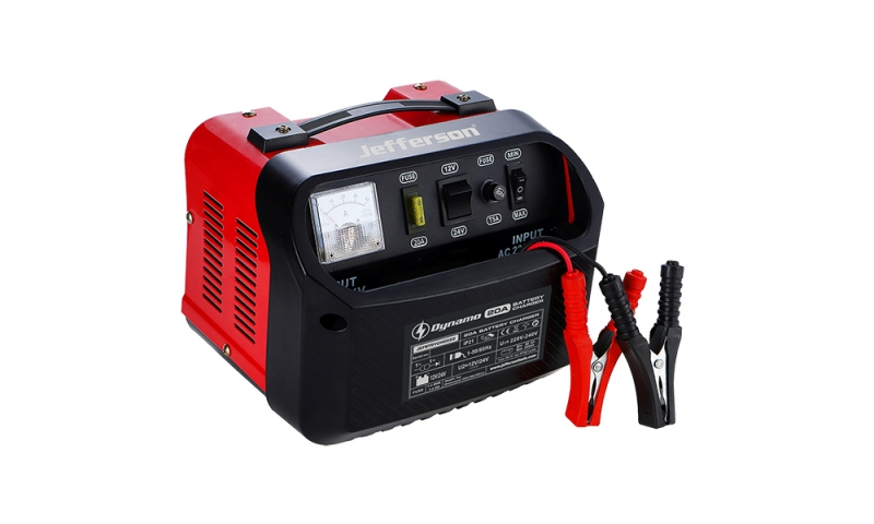 Dynamo 20A Battery Charger