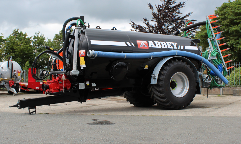 Abbey 2750 Premium Recessed Tank