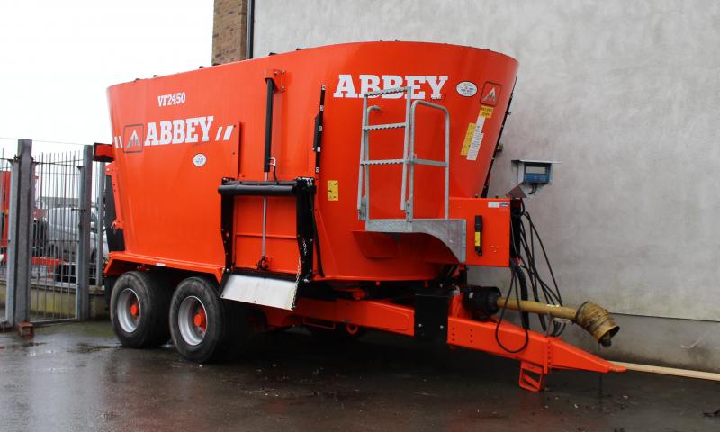 Abbey VF2450 Tub Feeder