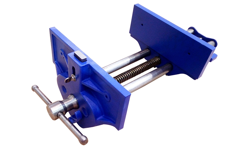 "10.5"" Quick Release WoodWorking Vice"