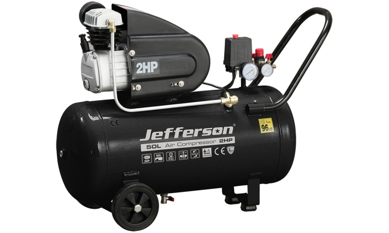 50L 2.0HP Compressor 8 Bar 230V
