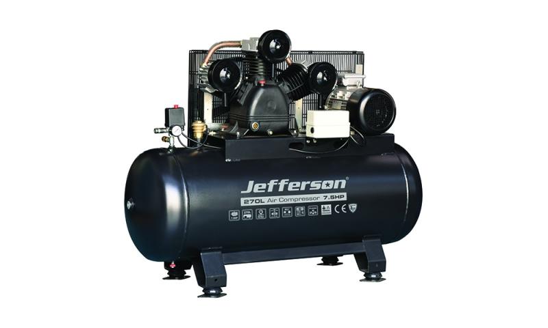 270 Litre 7.5HP Compressor