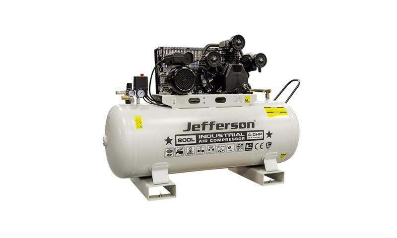 200 Litre 4HP Compressor