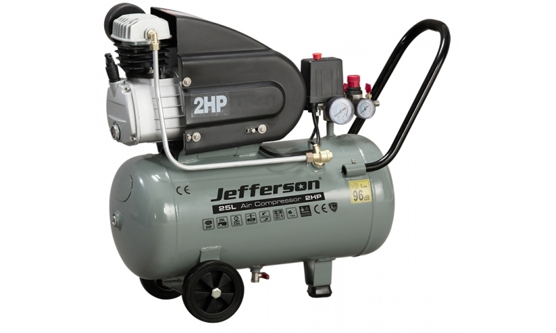 25 Litre 2 HP Compressor 230V