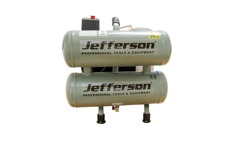 12 Litre 2HP Twin Tank Compressor