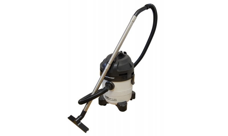 20 Litre 230V Wet & Dry Vacuum Cleaner 1400W