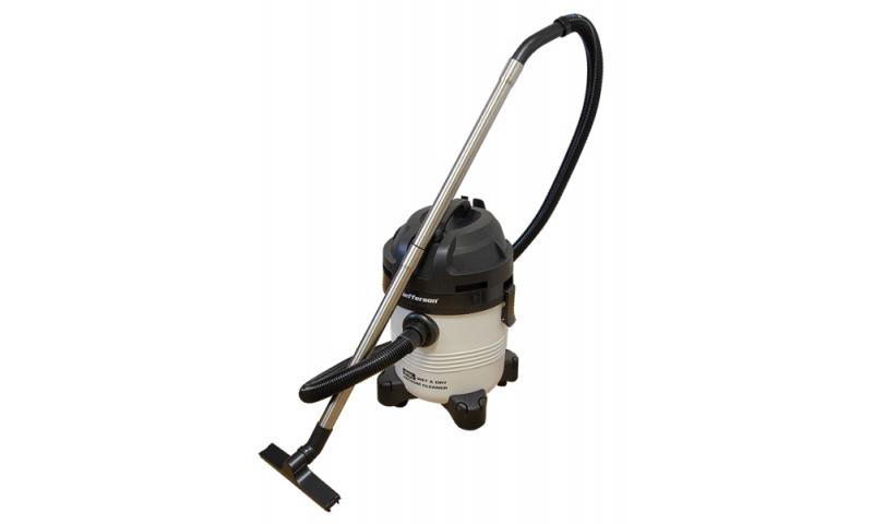 20 Litre 230V Wet & Dry Vacuum Cleaner 1400W