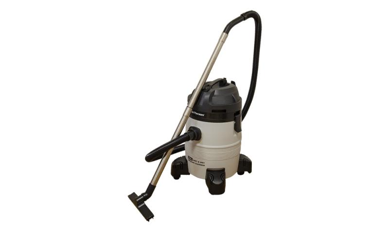 35 Litre 230V Wet & Dry Vacuum Cleaner 1400W