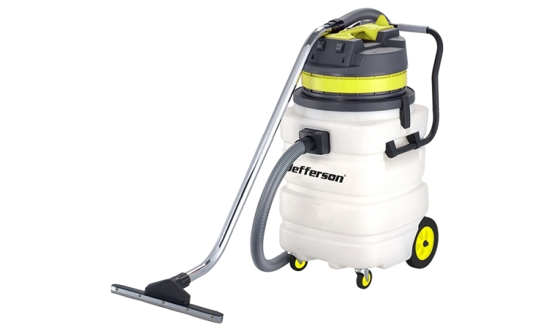 90 Litre Wet & Dry Vacuum Cleaner