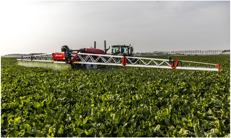 Kverneland iXtrack T4 Trailed Sprayer