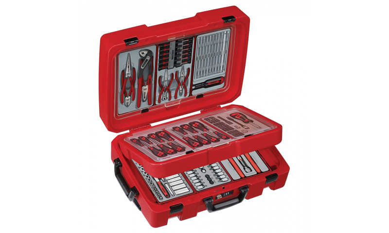 193 PIECE PORTABLE SERVICE KIT