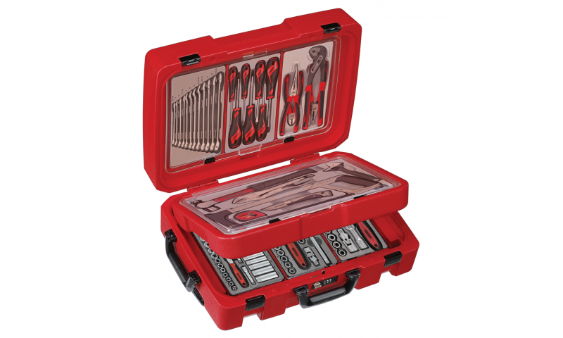 100 PIECE PORTABLE SERVICE KIT