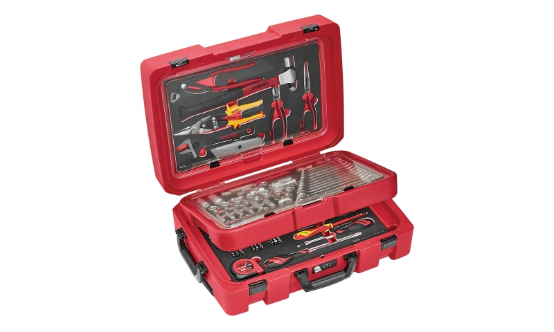 EVA PORTABLE TOOL KIT IN SERVICE CASE