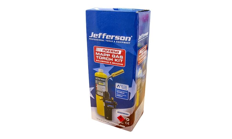 Soldering & Brazing Gas Torch & Mapp Gas Kit