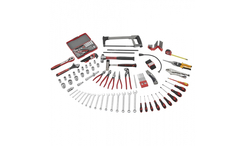 144PC TOOL SET WITH TOOL BOX