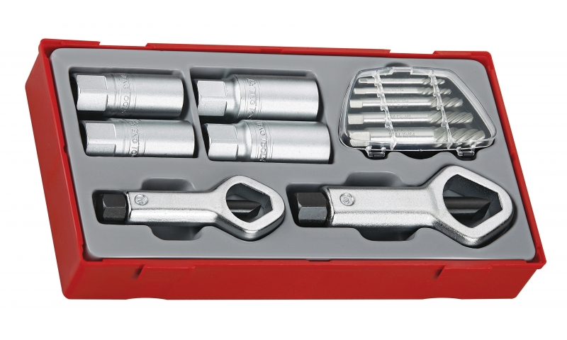 11 PIECE EXTRACTOR SET