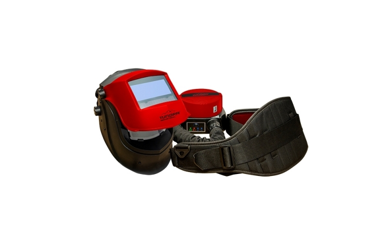 Tundra Air Fed Welding Helmet Kit