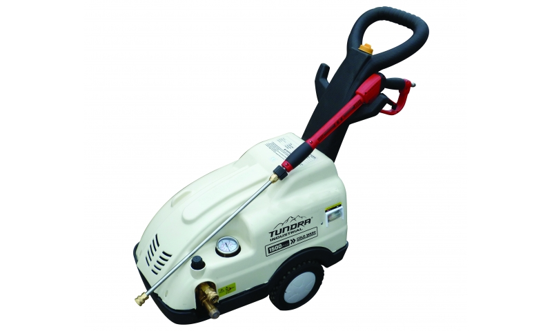Tundra Industrial Cold Wash Pressure Washer