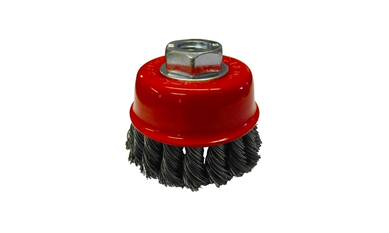 Twist Knot Cup Brush M14 100mm